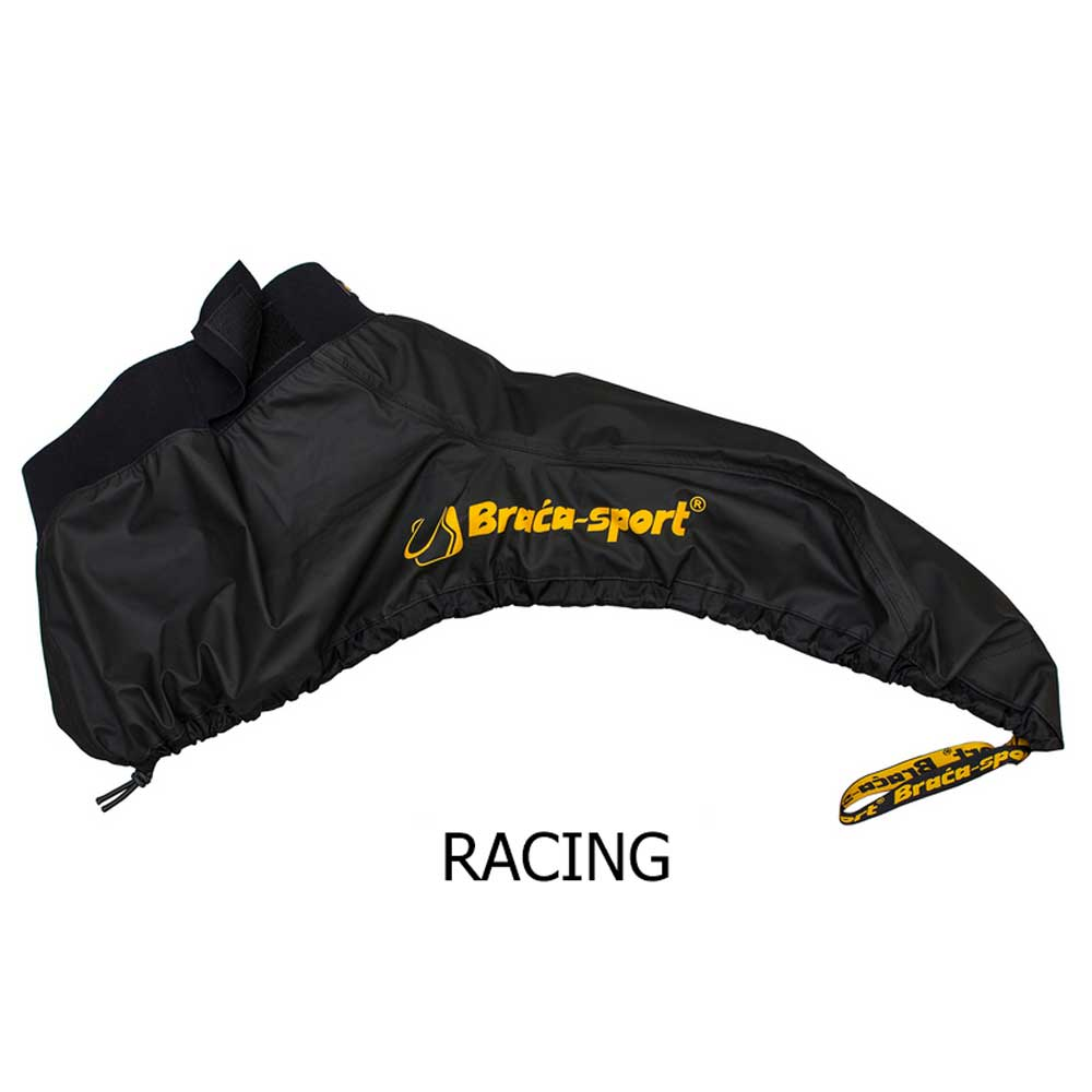 Pro version of the Braca Spray Skirt, designed fro high performance K1 racing