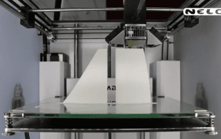 Nelo Rudder 3D Printer