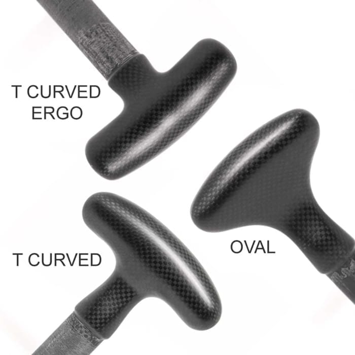 Carbon Handles for SUP, Dragon