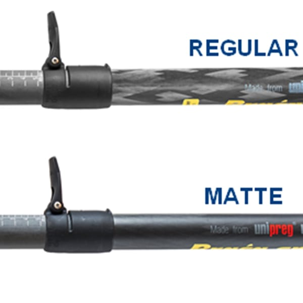 Matte and Standard finish Shafts