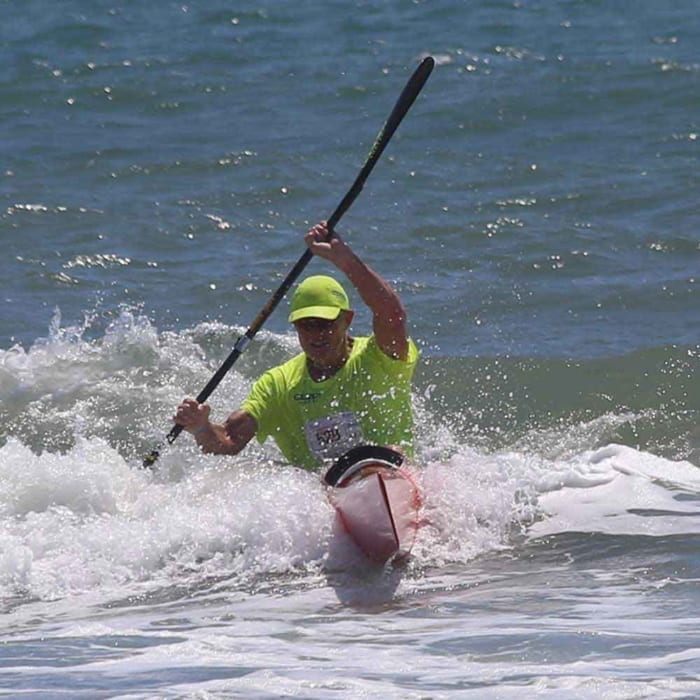 Surfski Paddle Braca IV - Surfski Competition - - Oscar at Carolina Cup