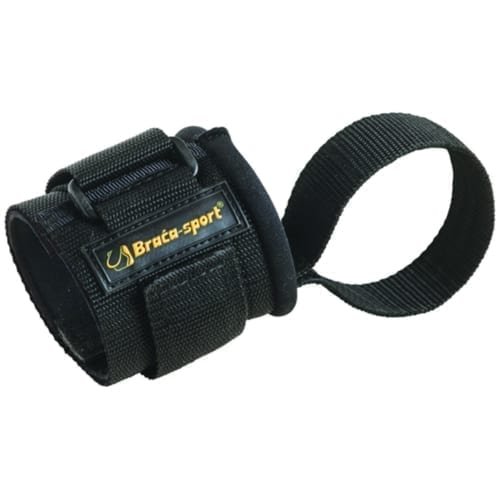 a canoe wristband for sprint canoeist to reduce fatigue and injury