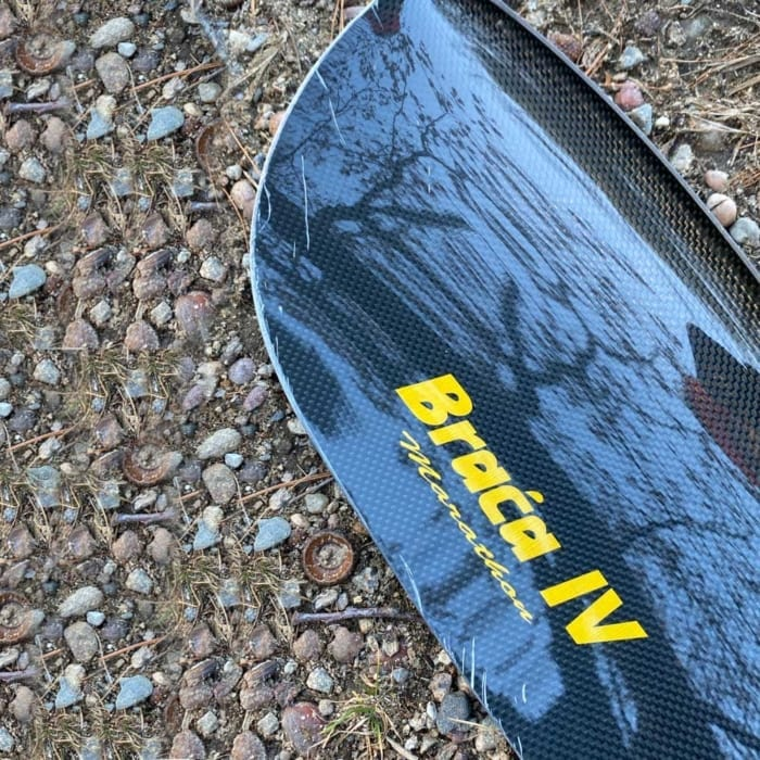 used braca IV marathon paddle for sale