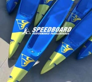 Performance SUP, racing standup paddleboards from Speedboard USA