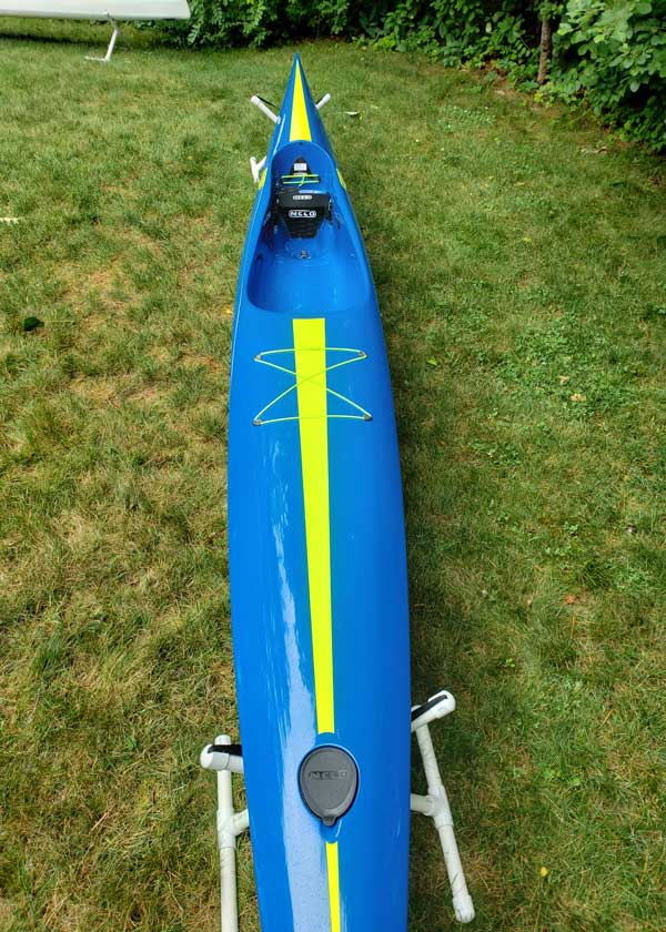 surfski for sale, Nelo 540 - by
