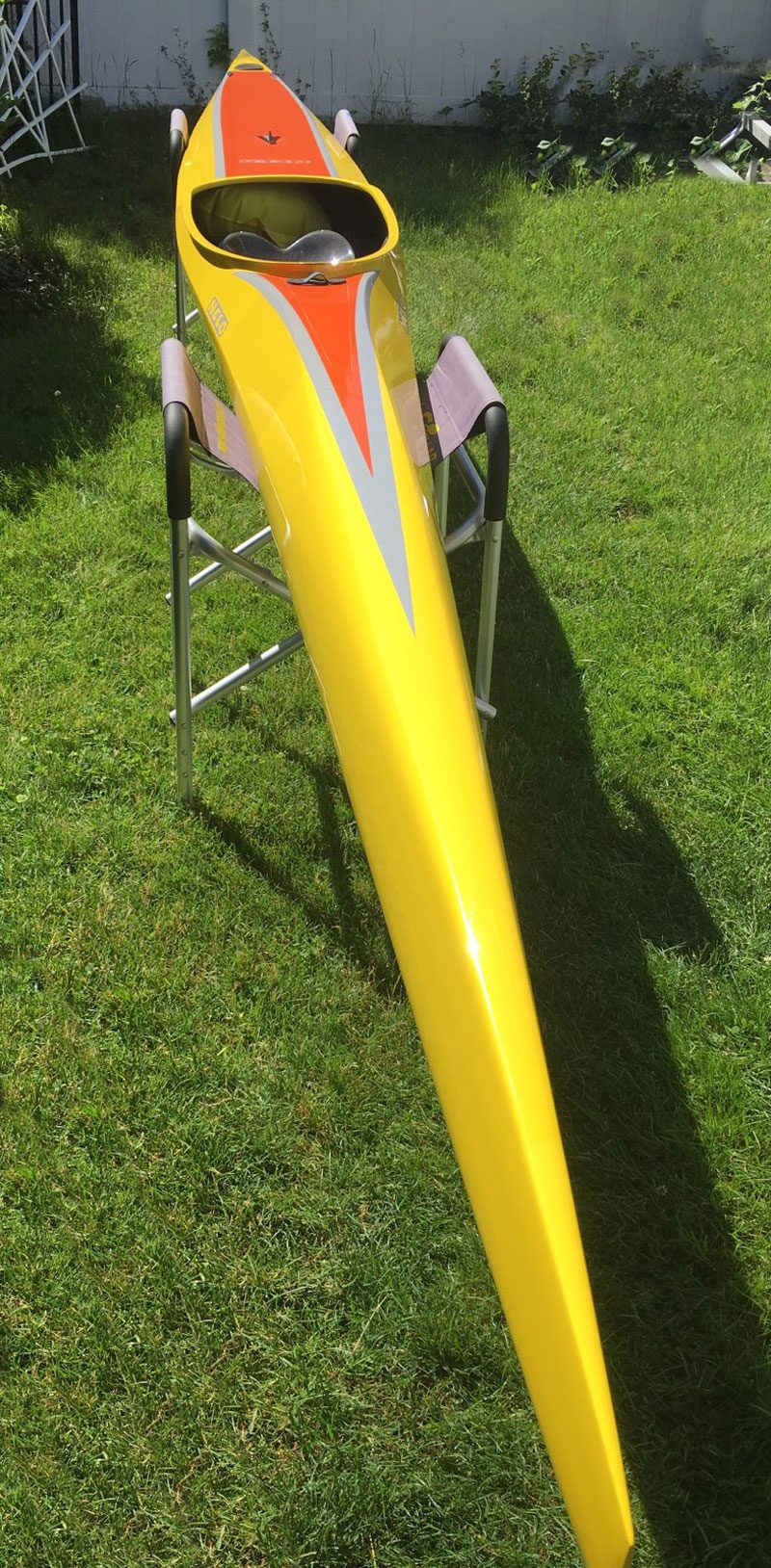 For sale- available now - Nelo Viper 46 K1 kayak
